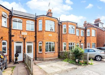 Thumbnail 3 bed terraced house to rent in Course Road, Ascot, Berkshire