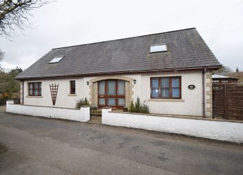 Thumbnail 4 bed detached bungalow for sale in The Birches, Broughton, By Biggar