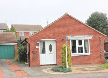 Thumbnail 2 bed detached bungalow to rent in Stonefield Avenue, Easingwold, York
