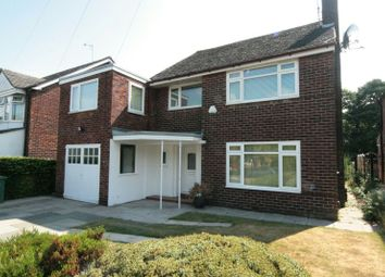 Thumbnail 5 bed detached house to rent in Partridge Avenue, Wythenshawe, Manchester