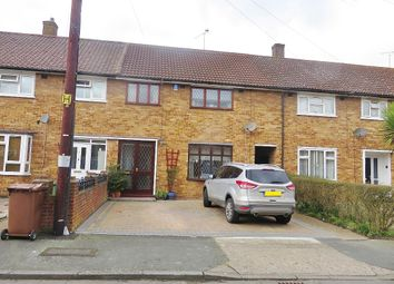 Thumbnail 3 bed terraced house for sale in Ravel Road, Aveley