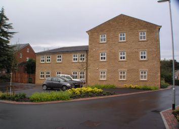 Thumbnail 2 bedroom flat to rent in Wellfield Mews, Staincliffe, Dewsbury, West Yorkshire