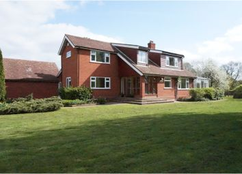 Thumbnail 4 bed detached house for sale in Pooley Street, South Lopham