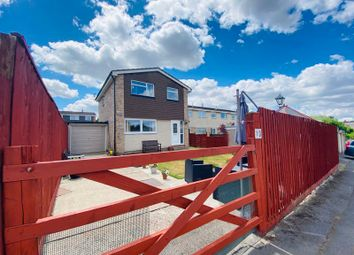 Thumbnail 3 bed detached house for sale in Hazelbury Drive, Warmley