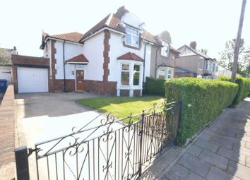 Thumbnail 3 bed semi-detached house for sale in Rosewood Crescent, Walkerville, Newcastle Upon Tyne