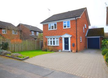 Thumbnail 4 bed detached house for sale in Heenan Close, Frimley Green, Camberley