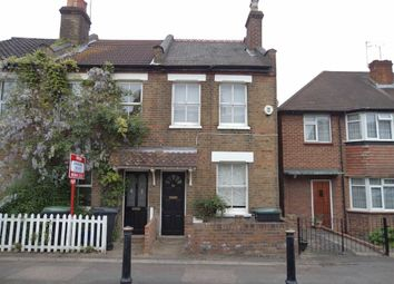 Thumbnail 2 bedroom end terrace house for sale in Alfred Road, Buckhurst Hill, Essex