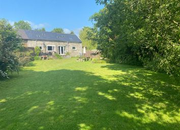 Thumbnail 3 bed barn conversion for sale in Lon Helyg, Llechryd, Cardigan