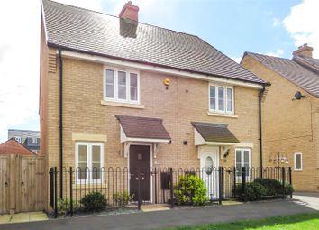 Thumbnail 2 bed semi-detached house for sale in Anderson Road, Biggleswade