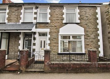 Thumbnail 2 bed terraced house for sale in Usk Road, Bargoed