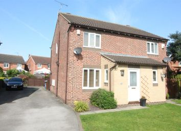 Thumbnail 2 bedroom semi-detached house for sale in Rainswood Close, Kingswood, Hull