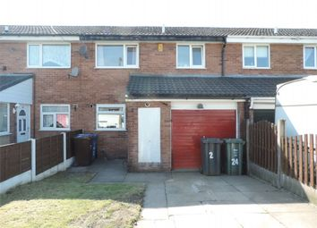 Thumbnail 3 bed terraced house for sale in Ripon Close, Radcliffe, Manchester, Lancashire