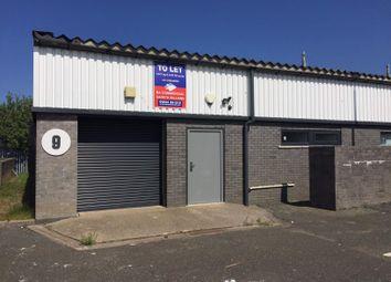 Thumbnail Light industrial to let in Unit 9, Cibyn Industrial Estate, Zone 5, Caernarfon