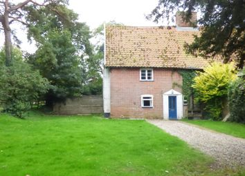 Thumbnail 2 bed cottage to rent in Low Road, Forncett Saint Peter