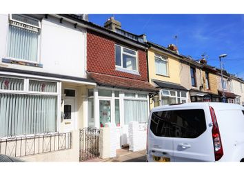 Thumbnail 3 bedroom terraced house for sale in Jervis Road, Portsmouth