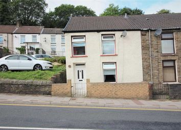 Thumbnail 2 bed end terrace house for sale in Penygraig Road, Penygraig, Tonypandy