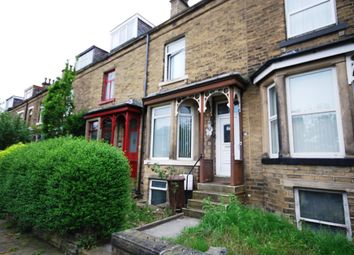 Thumbnail 4 bed terraced house for sale in Hall Royd, Shipley