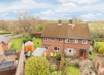 Thumbnail 3 bed semi-detached house for sale in Heathfield Road, Hersham, Surrey