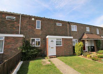 Thumbnail 3 bed terraced house for sale in Malta Close, Popley, Basingstoke