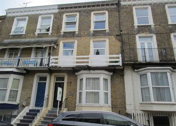 Thumbnail 1 bed flat to rent in Ethelbert Road, Margate