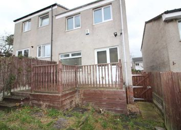 Thumbnail 2 bed semi-detached house for sale in 14 Pitcorthie Road, Dunfermline, 8Dr, UK