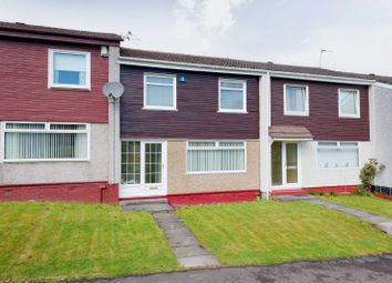 Thumbnail 3 bedroom terraced house for sale in Pine Crescent, East Kilbride, Glasgow