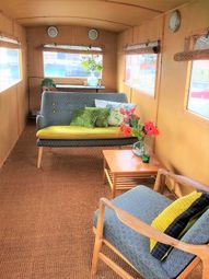 Thumbnail 2 bed houseboat for sale in Hope Pier, Hammersmith