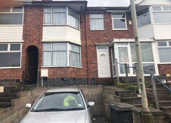 Thumbnail 3 bed terraced house for sale in St Saviours Rd, Leicester