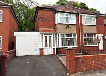 Thumbnail 2 bed semi-detached house for sale in Nares Road, Blackburn