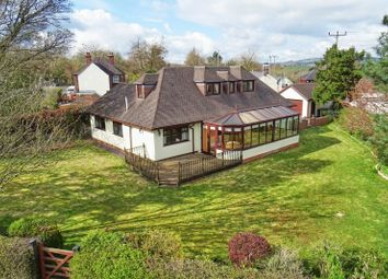 Thumbnail 4 bed detached house for sale in Ladderedge, Leek, Staffordshire