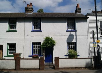 Thumbnail 2 bed terraced house to rent in West Street, Carshalton