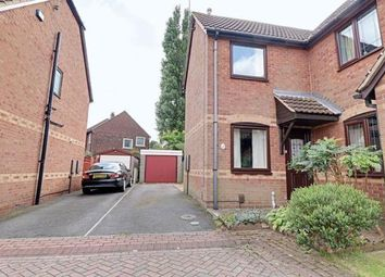 Thumbnail 2 bed semi-detached house for sale in Orchard Close, Scunthorpe