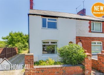 Thumbnail 3 bed end terrace house for sale in New Brighton Road, Sychdyn, Mold