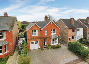 Thumbnail 4 bed detached house for sale in Church Road, Horley, Surrey
