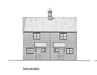 Thumbnail 2 bed semi-detached house for sale in Springfield Meadows, Little Clacton, Clacton-On-Sea