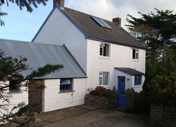 Thumbnail 4 bed detached house for sale in Rhosfach, Moylegrove, Pembrokeshire