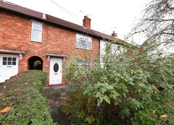 Thumbnail 3 bed terraced house for sale in Pitt Crescent, London