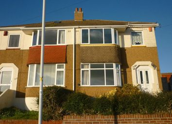 Thumbnail 3 bedroom property to rent in Darwin Crescent, Laira, Plymouth