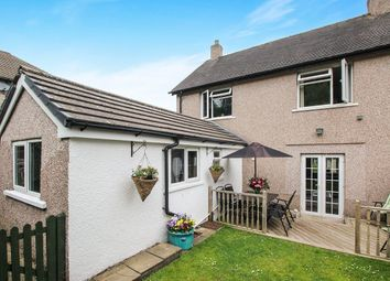 Thumbnail 3 bed semi-detached house for sale in Croftlands, Warton, Carnforth