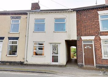 Thumbnail Terraced house for sale in Clay Lane, Clay Cross, Chesterfield, Derbyshire