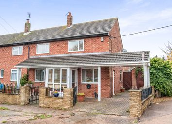 Thumbnail 3 bed end terrace house for sale in Southam Crescent, Lighthorne Heath, Leamington Spa