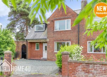 Thumbnail 3 bed semi-detached house for sale in Maes Bodlonfa, Mold