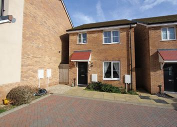 Thumbnail 3 bed detached house for sale in Rhoose Way, Rhoose, Barry