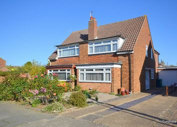 Thumbnail 3 bed semi-detached house for sale in Western Drive, Shepperton