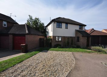 Thumbnail 3 bed detached house for sale in Cobbold Street, Roydon, Diss