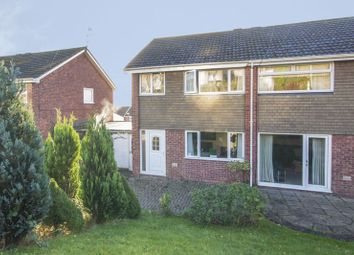 Thumbnail 3 bed semi-detached house for sale in Walnut Drive, Caerleon, Newport