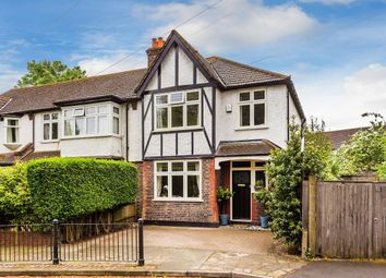 Thumbnail 3 bed terraced house for sale in Westcroft Road, Carshalton
