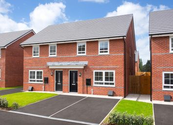 "Thumbnail 3 bed semi-detached house for sale in ""Maidstone"" at Cables Retail Park, Steley Way, Prescot"