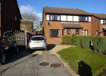 Thumbnail 2 bedroom semi-detached house to rent in Merton Street, Longton, Stoke-On-Trent