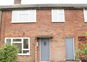 Thumbnail 3 bed terraced house to rent in Lulworth Close, Reading